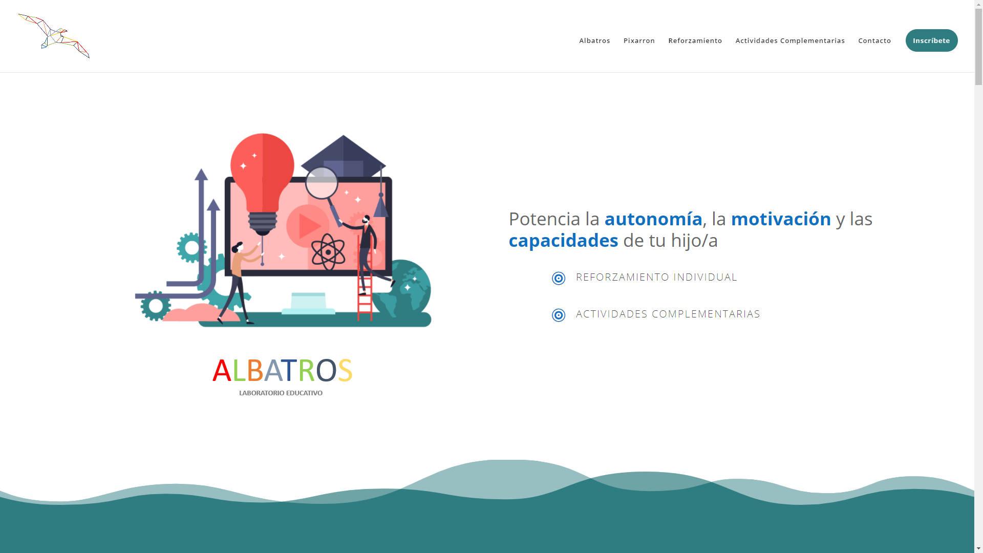 Albatros Laboratorio Educacional